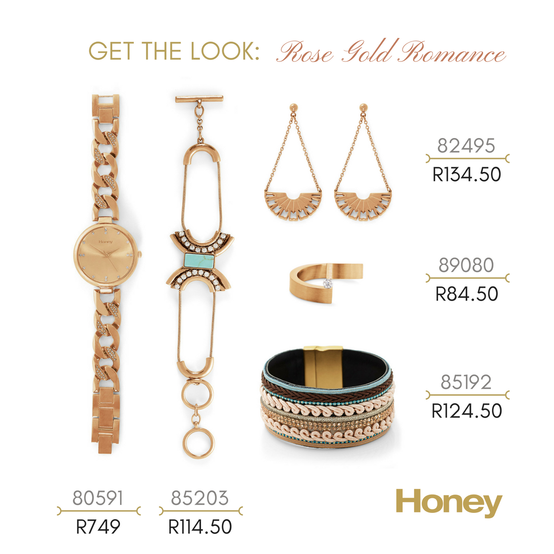 Honey Jewelry Catalogue South Africa Style Guru Fashion