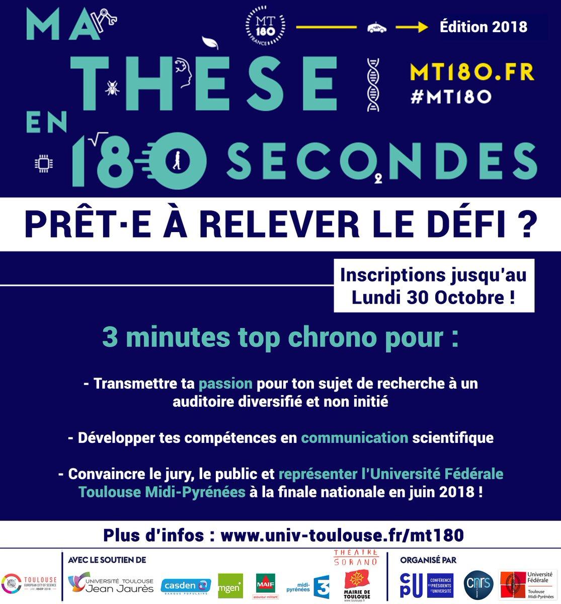Ent Mirail Toulouse