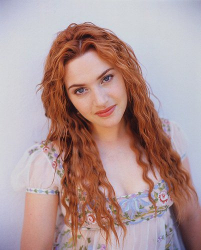 Kate Winslet Titanic 1997  Happy birthday to this beauty whos 42