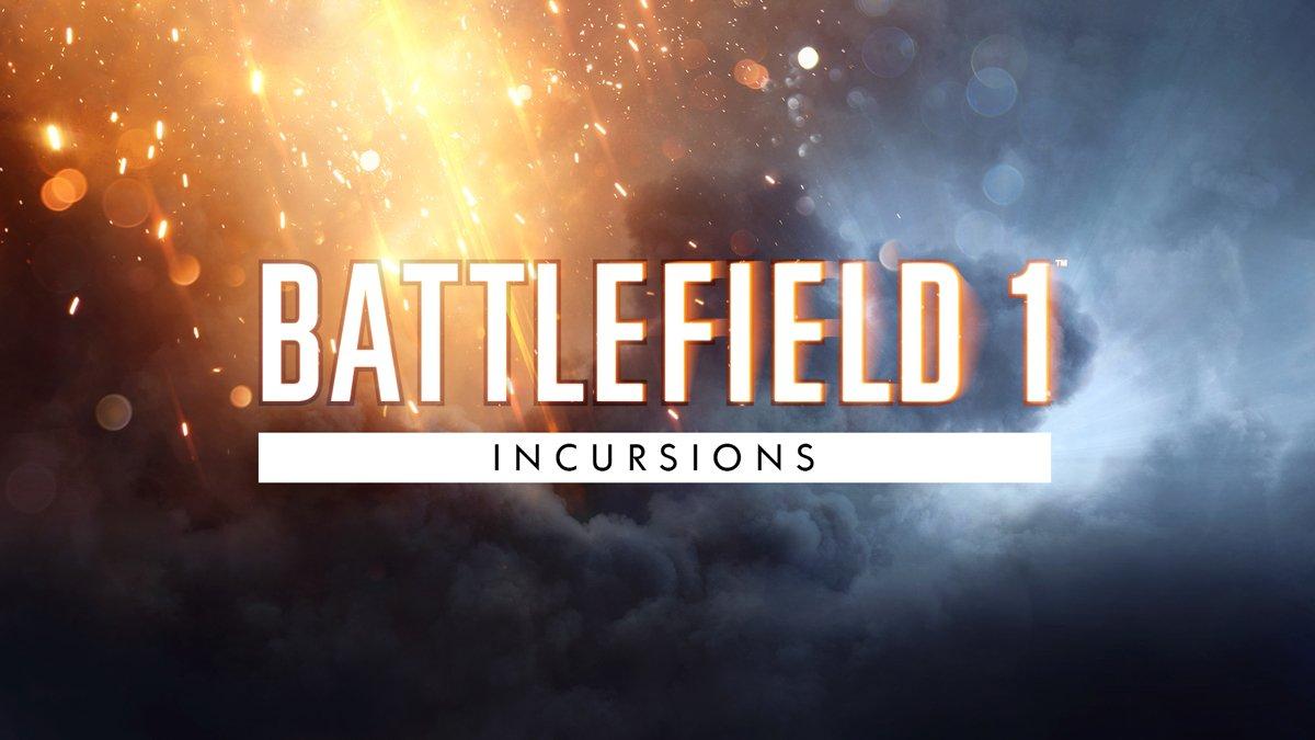 BATTLEFIELD™ 1 + доп. Incursions
