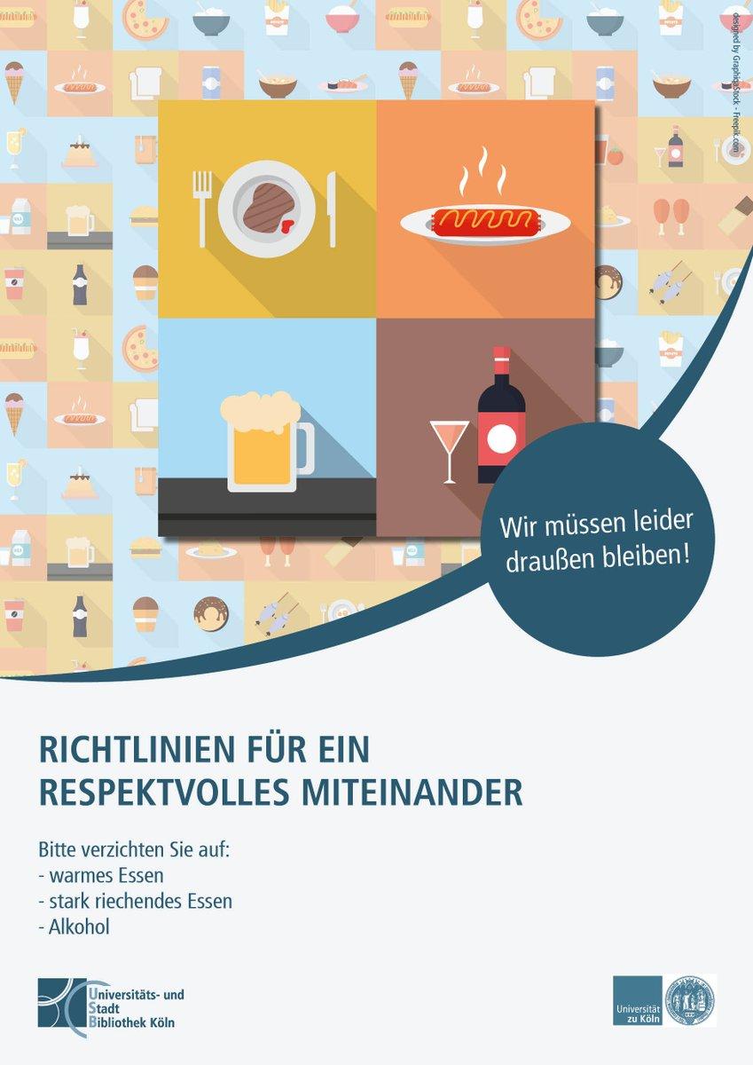 Usb Köln On Twitter Essen Und Trinken Bleibt In Der Usbkoeln