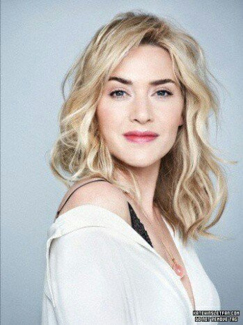 Happy Birthday, Kate Winslet, born October 5th, 1975, in Berkshire, England.