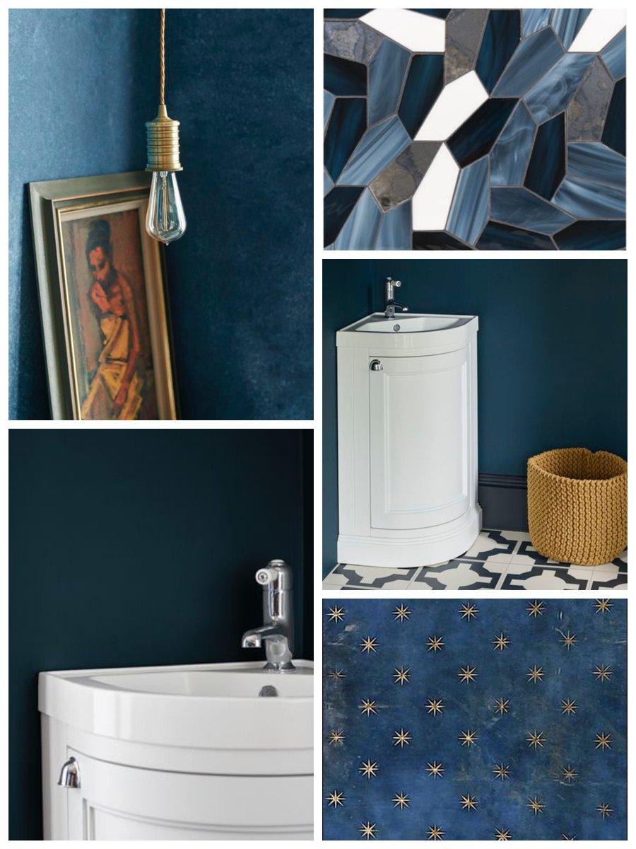 Rustic Bathroom Accessories Sets