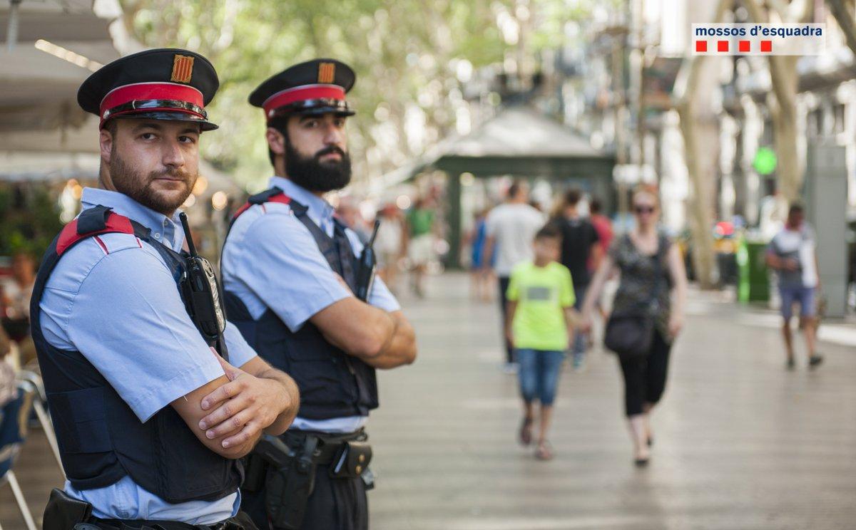 Resultado de imagen de mossos