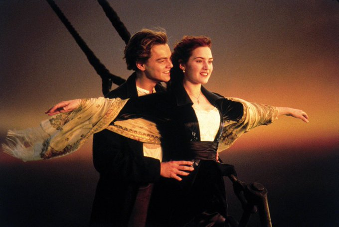 Happy Birthday Kate Winslet!  It\s been 42 years...