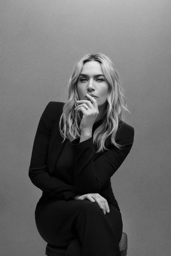 Happy birthday, Kate Winslet.