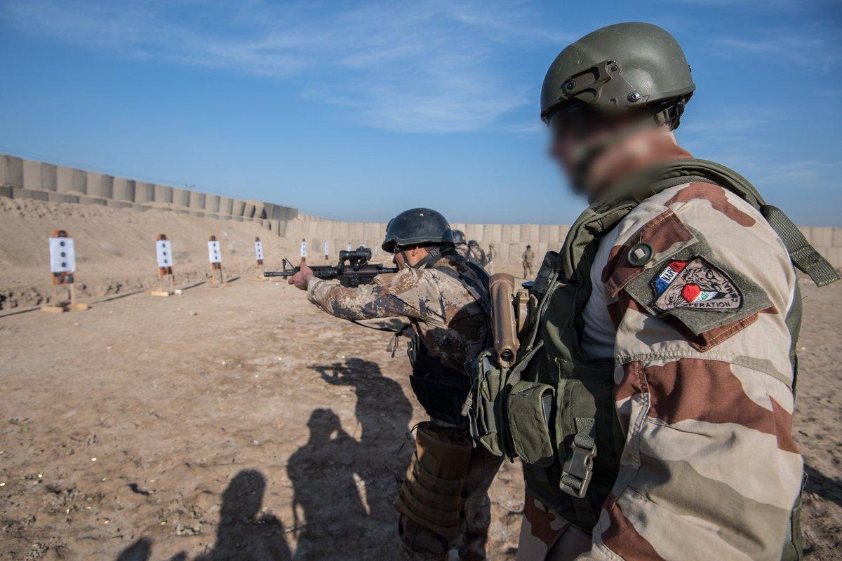 العبادي يحقق نجاحاً في باريس بتسريع العمل في تسليح القوّات العراقية DLXc7pNXkAAO8c-