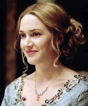 Kate Winslet  Happy birthday gorgeous