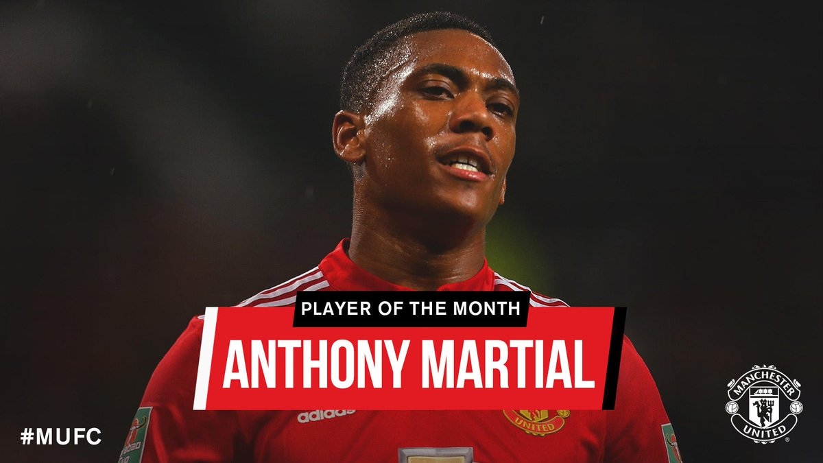 Anthony Martial AnthonyMartial