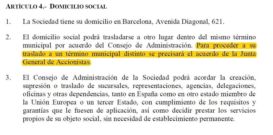 La gran empresa busca salir de Cataluña 1