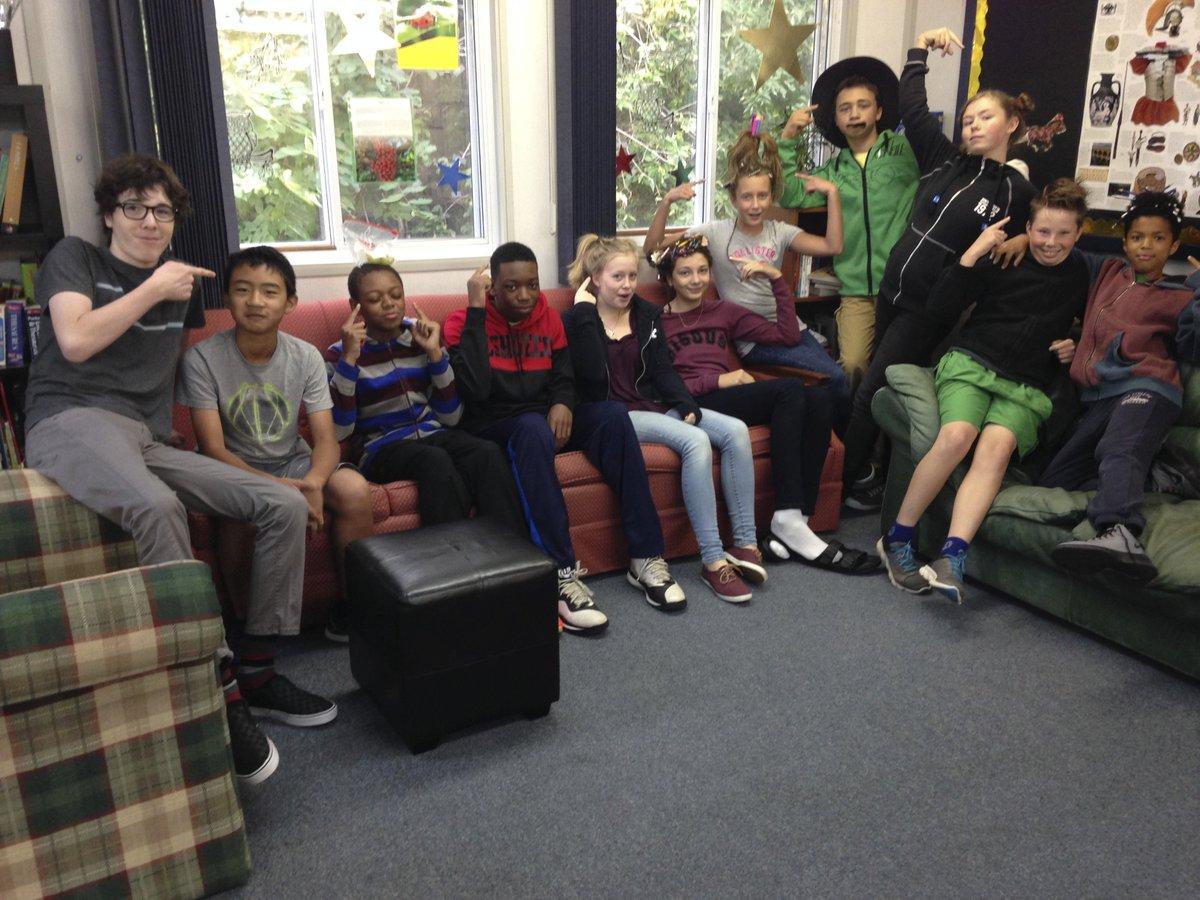 Our 2016/17 Grade 7/8 class!