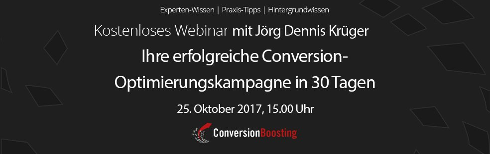 Wie setze ich eine #cro Kampagne in 30 Tagen um?  Wir zeigen dir das in unserem nächsten Webinar: https://t.co/NfFBy62lRD  We ❤️#conversions https://t.co/FLpUCpDovF