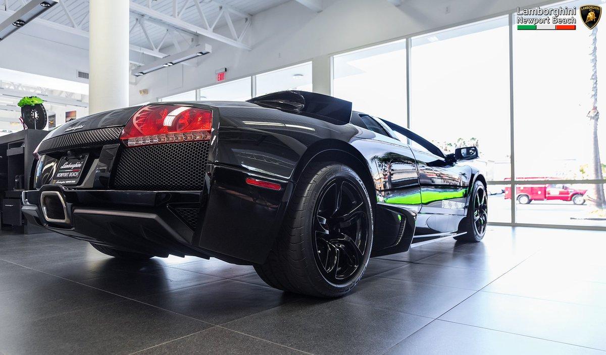 Lambo Newport Beach On Twitter Lamborghini Murcielago Lp640 Coupe