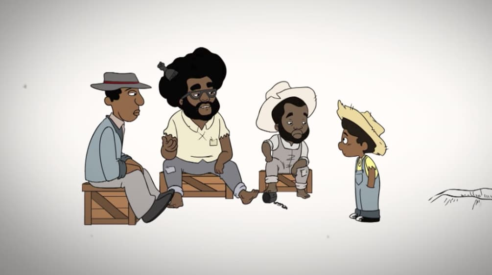 Watch @theroots perform a Schoolhouse Rock-inspired jingle about Juneteenth in the season return of @blackish. https://t.co/rO0PQrTCd7