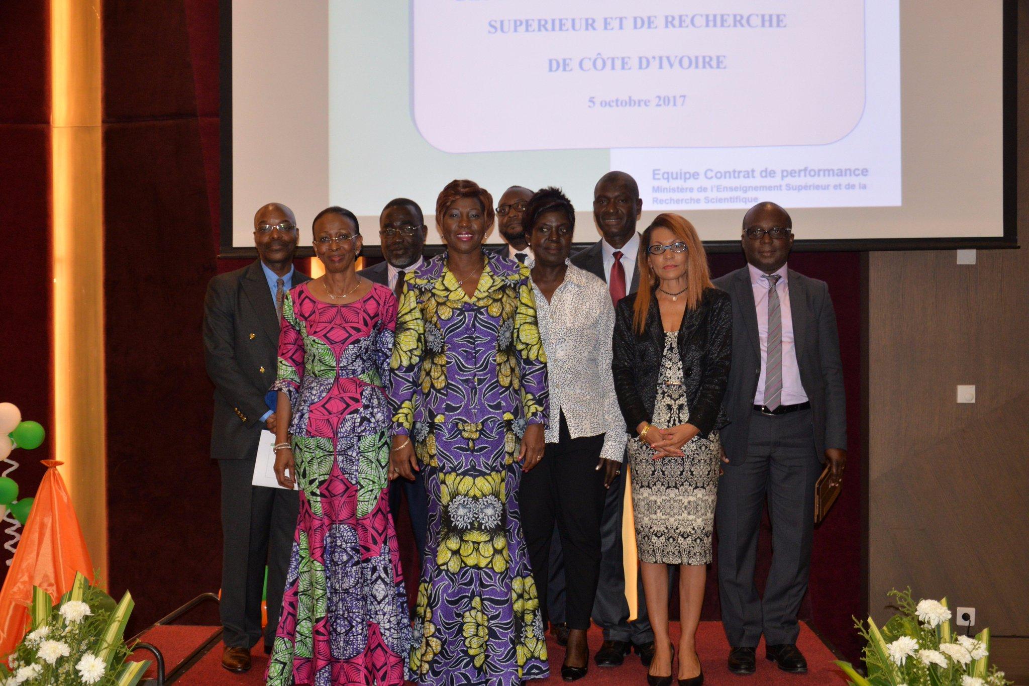 Vers la contractualisation du financement des institutions de l'enseignement supérieur et de recherche