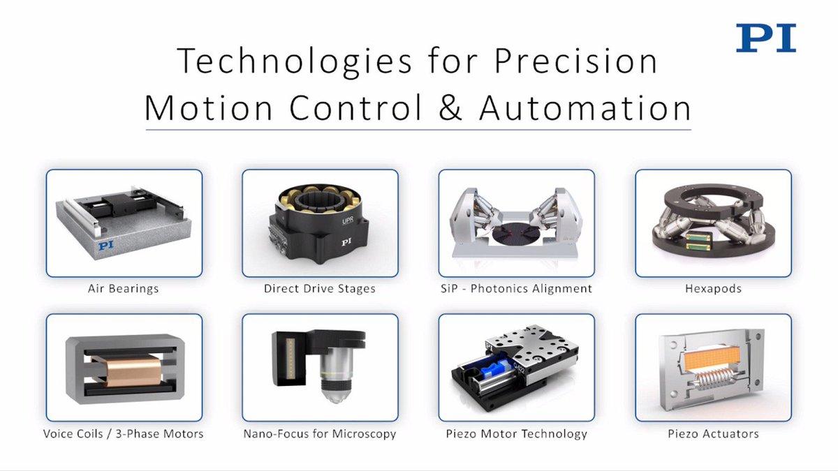 High-Dynamics XY Piezo Scanner Physik Instrumente PI P-915K238 Nanopositioning