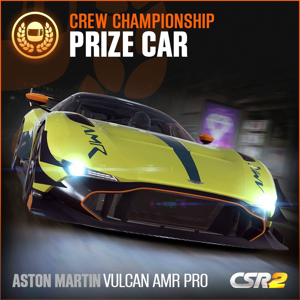 Csr Racing On Twitter Win The Unique At Astonmartin Vulcan
