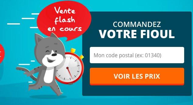 10€ de #remise sur toute #première #commande de #fioul ou #GNR chez  #Fioulmarket, code #promo WELCOMEFIOUL   https:// goo.gl/q7QbG6  &nbsp;  <br>http://pic.twitter.com/HrHuWIwJzw