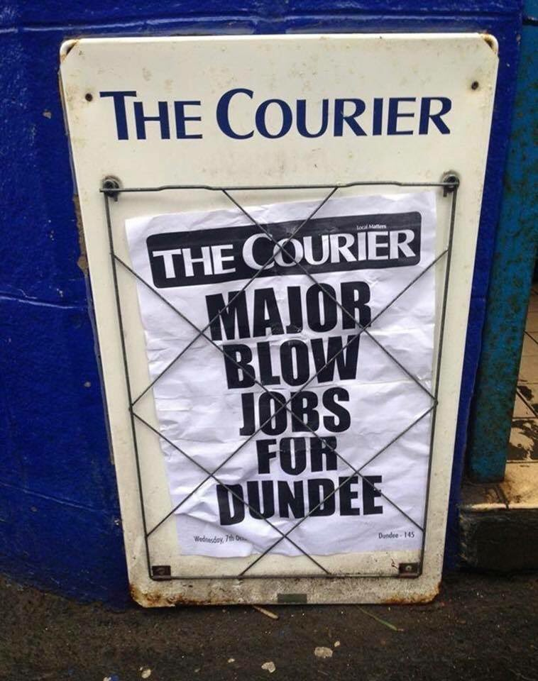 "Think ""The Courier"" will all of a sudden be popular with the male population"