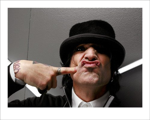 The Real Mick Rock Wishing a belated happy birthday to the Mighty Tommy Lee .as...