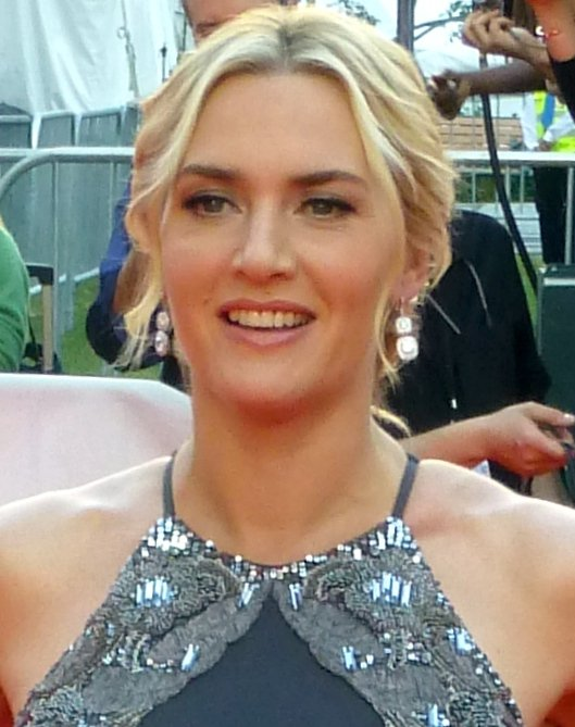 Happy birthday kate winslet  an awesome actress!