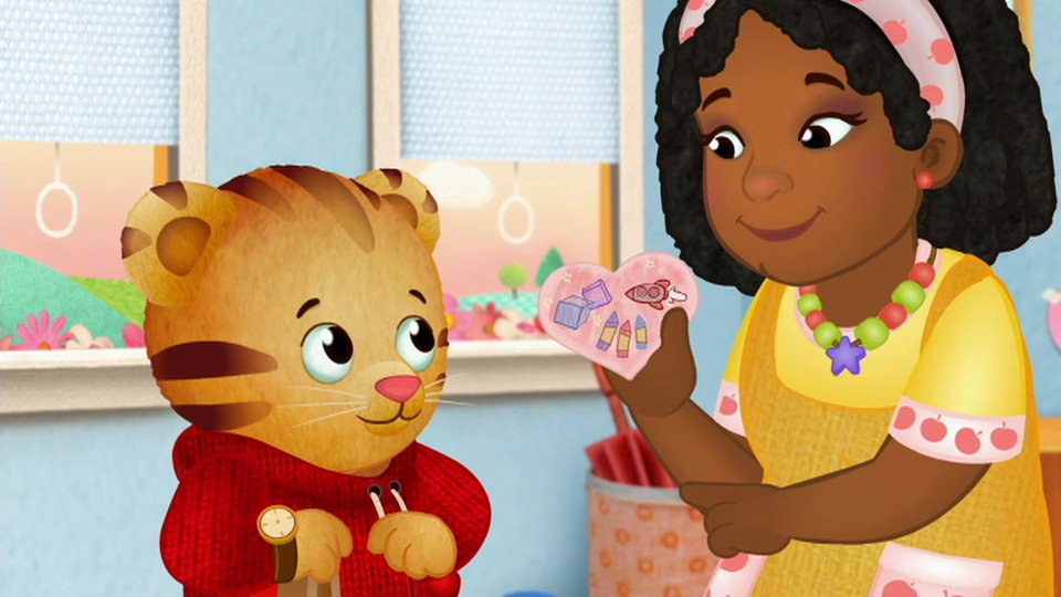 Fred Rogers Productions On Twitter Happy Worldteachersday Daniel Tiger Has Teacher Harriet Who Is A Teacher That Made A Difference In Your Life