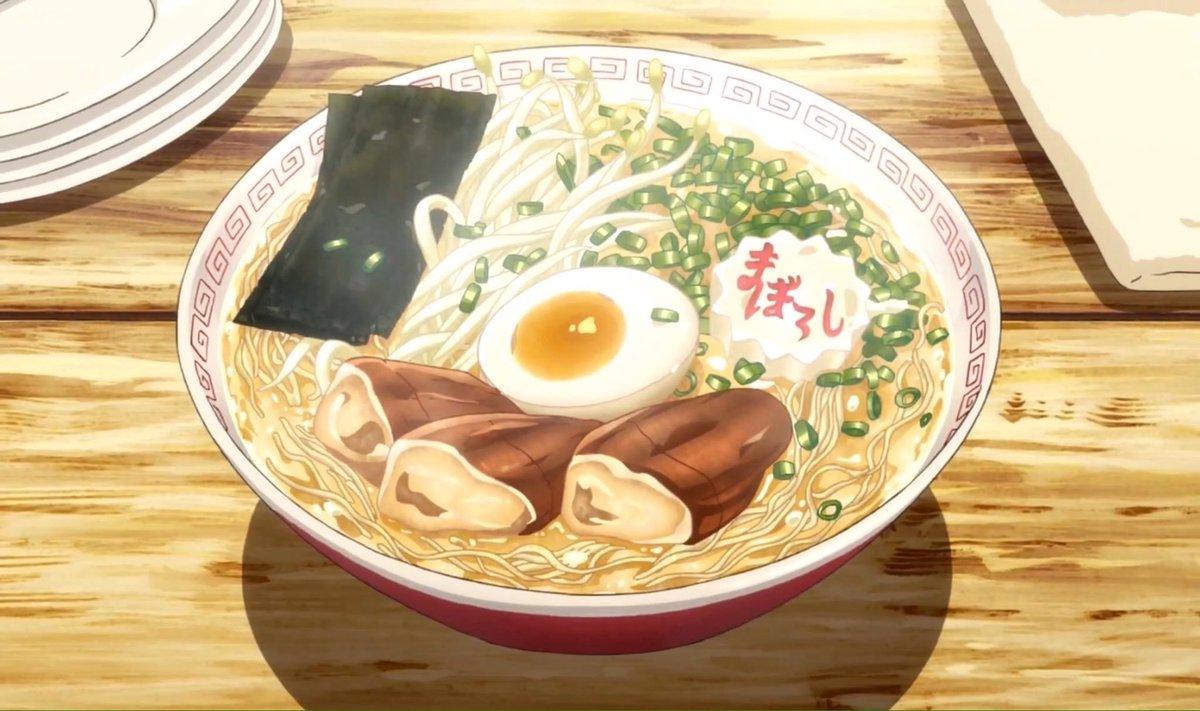 びてき ♡ on twitter anime food looks better than real food