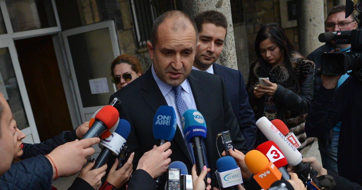 выборы в болгарии 2016 новости Сириус