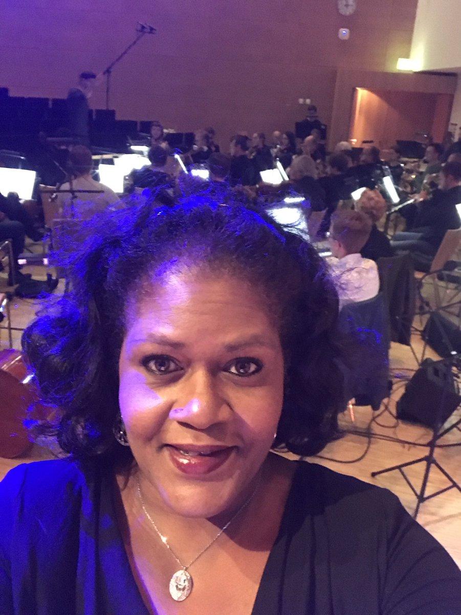 Adele Dresden tichina vaughn on tu dresden rehearsal i m honored