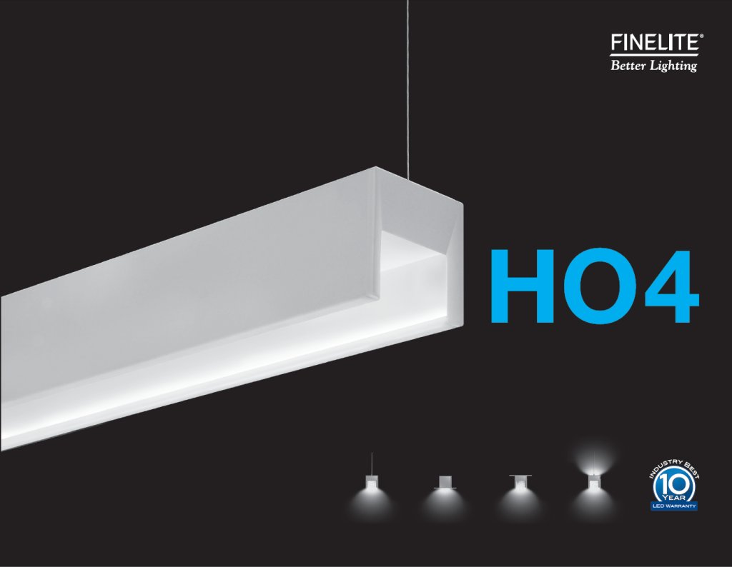 Lesco Lighting On Twitter New H04 Series By Finelite