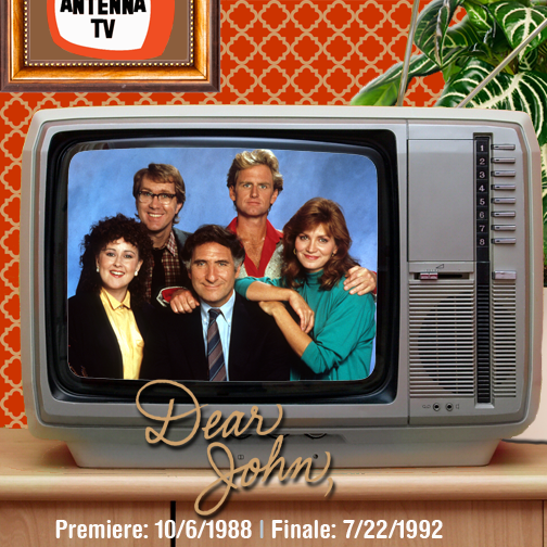 Dear John premiered on this date 29 years ago. Watch it weekdays and Sundays on #AntennaTV. What's your favorite #JuddHirsch role? <br>http://pic.twitter.com/GkfDpWPdSe