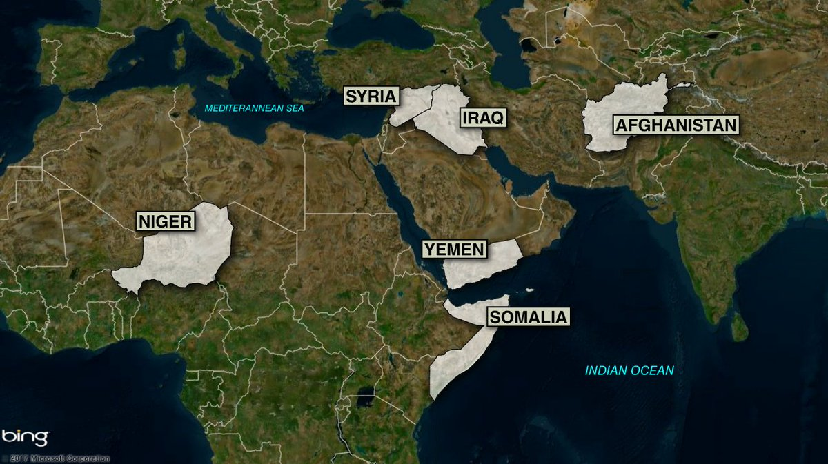 Fox News Research On Twitter US Military Forces Have Been - Fox news us map