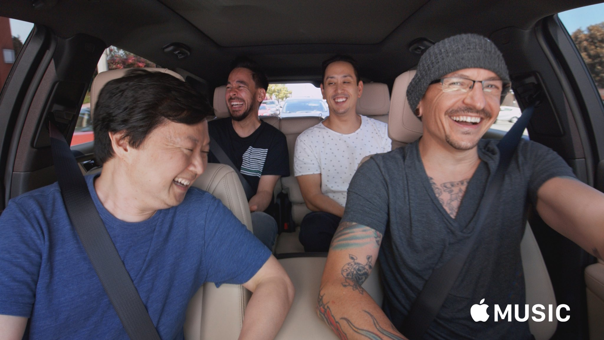 .@CarpoolKaraoke - this time next week. Streaming for free on our Facebook page: https://t.co/pCaw9HvcOD https://t.co/pXpJFnNlQI