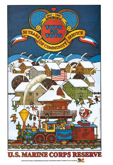 Toys 4 Tots Posters : Toys for tots toysfortots usa twitter