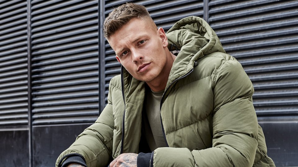 A must cop, wrap up in style with the Nanny State Hakon Puffa Jacket in