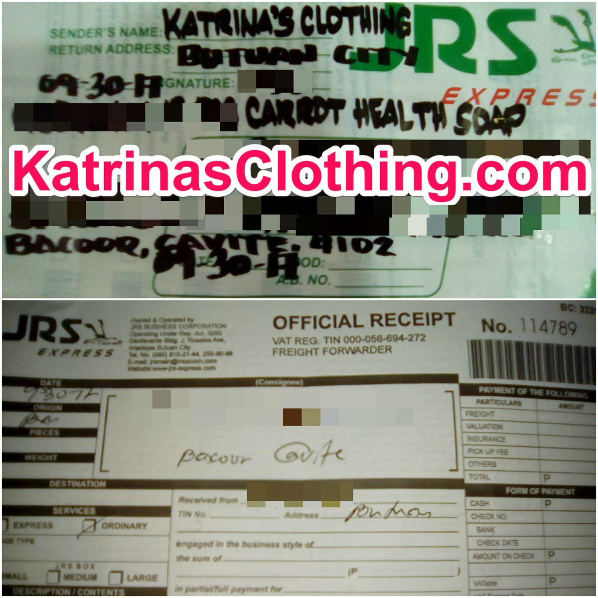Philippines clothing brand