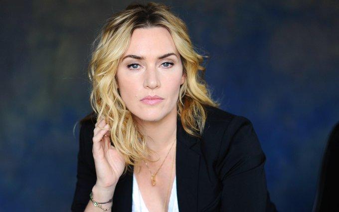 God do I love her ! Happy Birthday Kate Winslet