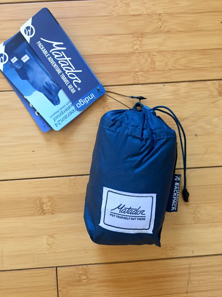 Matador Freerain24 Waterproof Packable Daypack Backpack 3972758ac0e3b