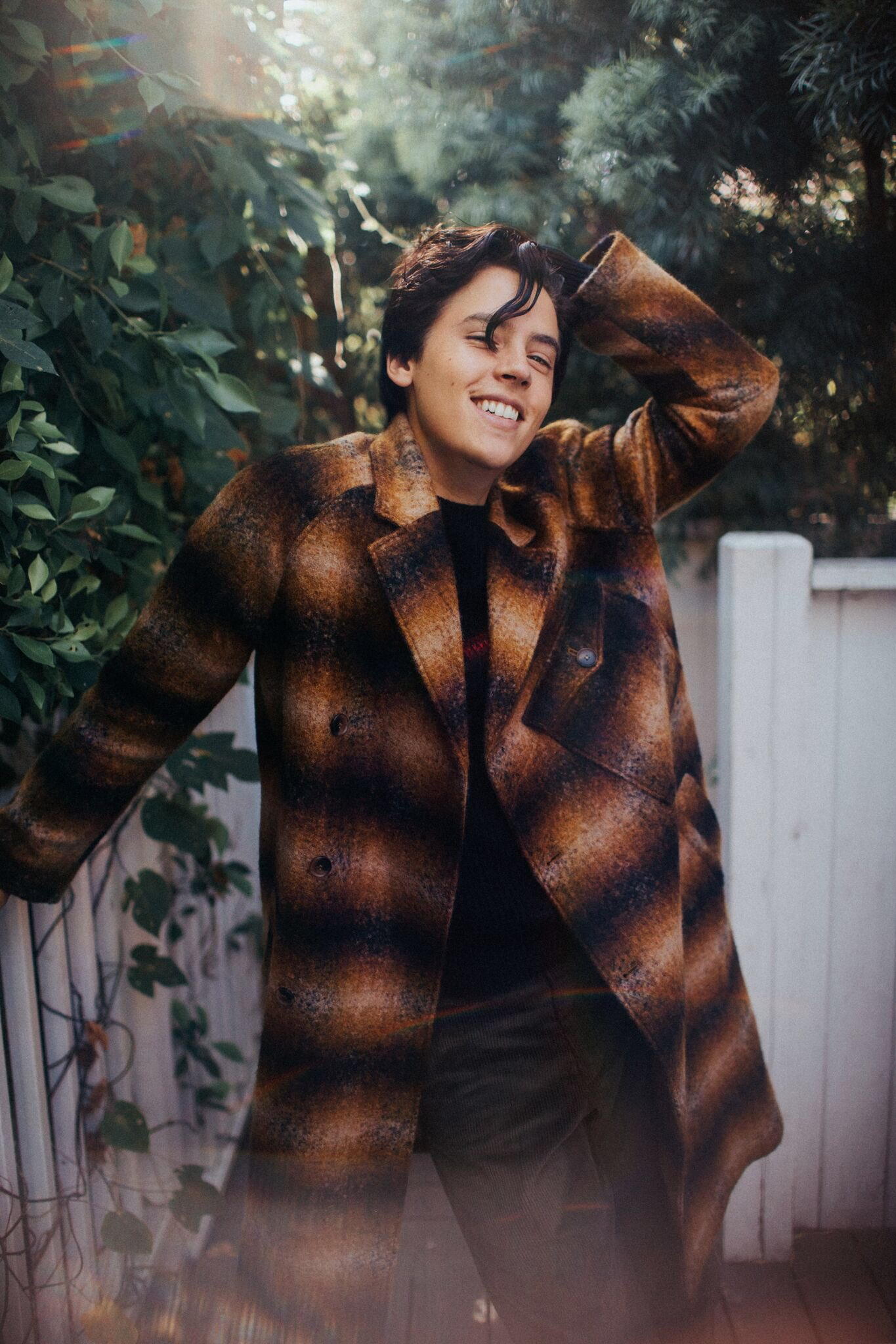 Cole M Sprouse On Twitter Quot New Shoot For Teenvogue For