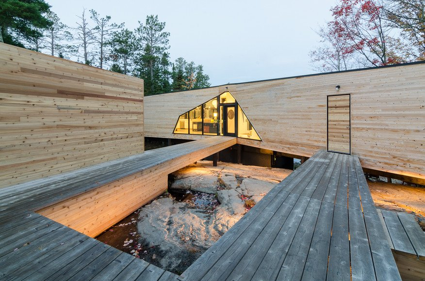 For prefab home