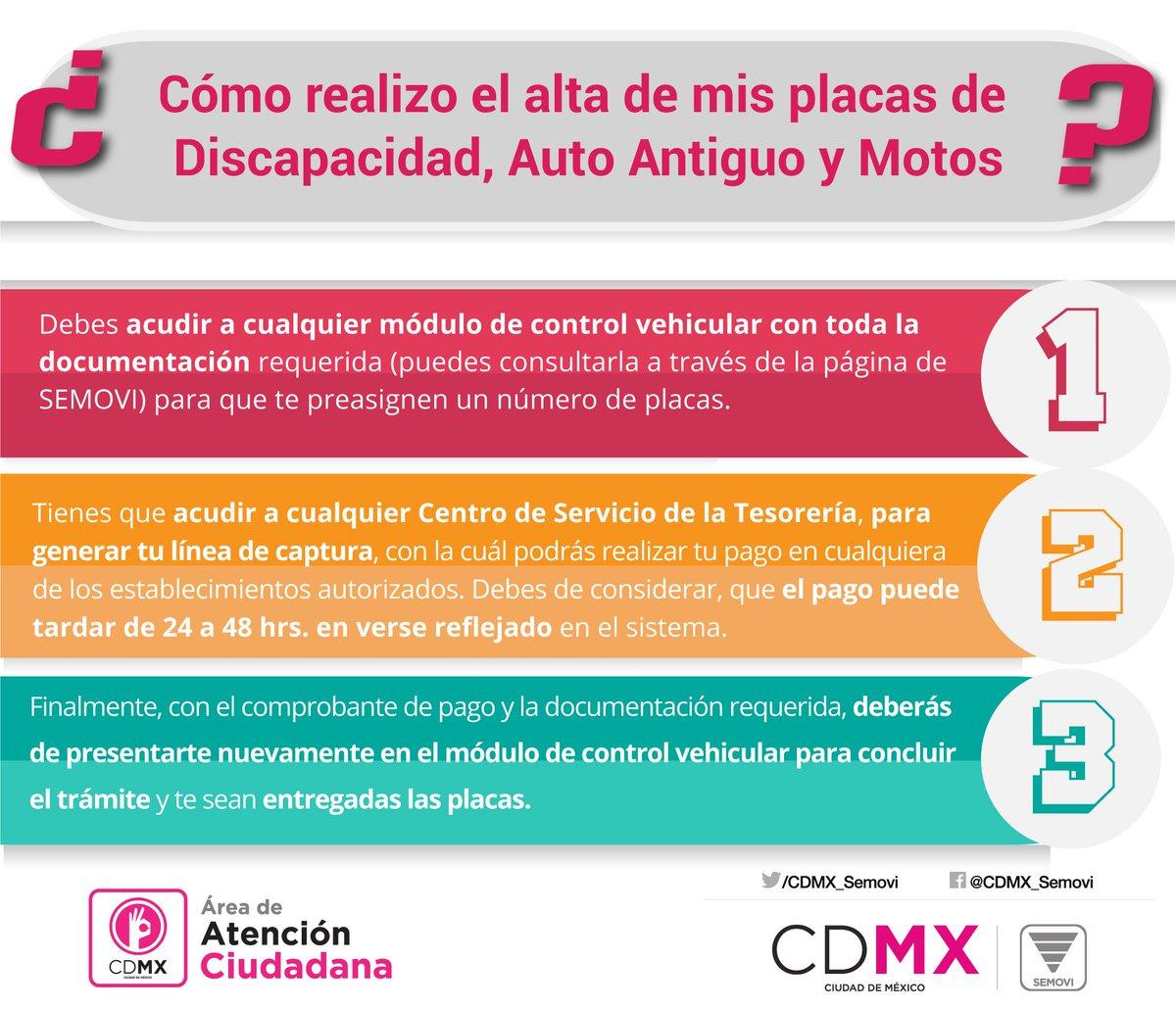 Secretaría De Movilidad Cdmx On Twitter Buen Día Le
