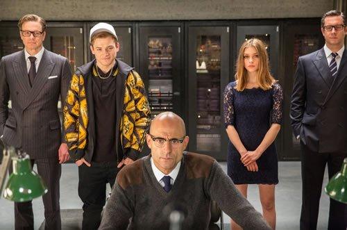 """RT @Citazine #Cinema """"Kingsman : Services secrets"""" sur M6 🔫: notre critique de ce film d'espionnage complètement barré >> https://t.co/ii5lRNAhbu"""