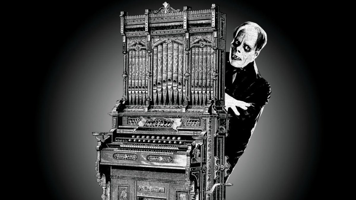 For an organist