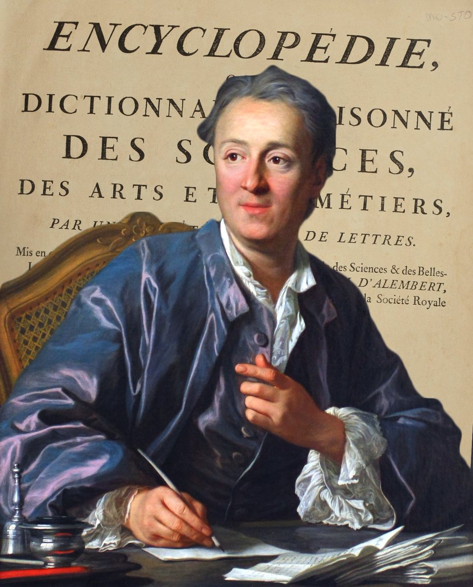 """French Embassy U.S. on Twitter: """"#OnThisDay in 1713 French philosopher  Denis #Diderot was born! He is famous for contributing to the  #Encyclopédie.… """""""