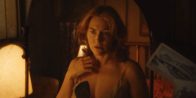 Happy Birthday Oscar-winner Kate Winslet, coming soon in Woody Allen\s WONDER WHEEL!