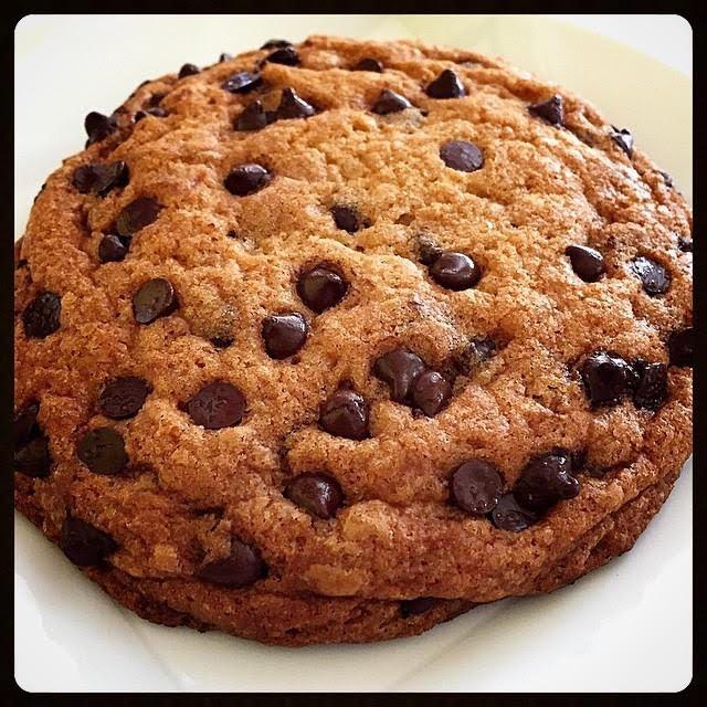 Double Chocolate Chip Cookie...comforting. #ParkHyatt #SiamReap #Chocolate #cookies<br>http://pic.twitter.com/JeP7tnFjzM