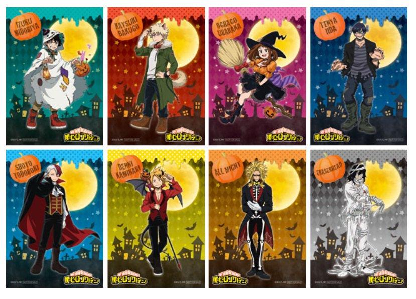 明日10/14(土)からアニメイト大阪日本橋店で『僕のヒーローアカデミア』オンリーショップがスタート…