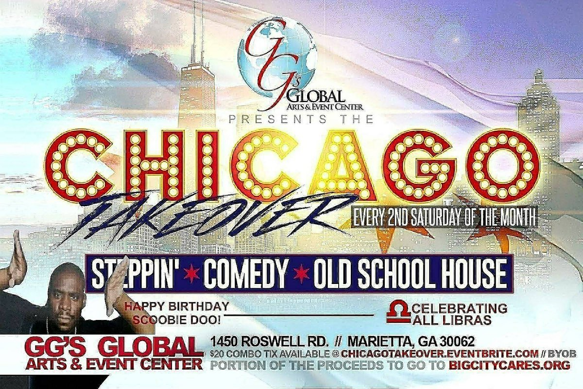 Calling all Libras! Feels like home away from home in ATL! Saturday the 14th! #chicago #livetheexperience #chitown #chitownlove #housemusic<br>http://pic.twitter.com/h9X4Am9f8K