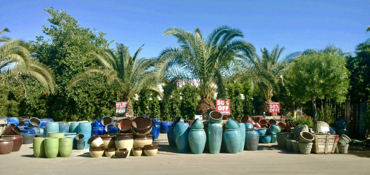 Moon Valley Nursery On Twitter Huge Selection Brand New Pottery Just In And Its All 50 Off Visit Https T Co Iqgnoo1ozb To Find Your Nearest