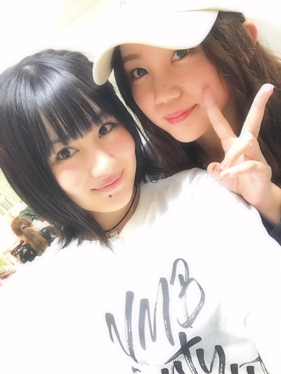 昨日は卒業メンバーも来てくれました✨✨ 同期〜(^^) 柊ちゃん!はーこ!みーれ! ありがとう!!!…